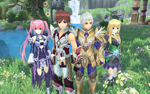 幻想神域 Innocent Worldのスクリーンショット2