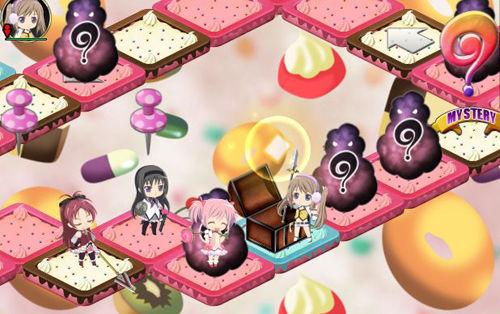 魔法少女まどか☆マギカ オンラインのスクリーンショット1