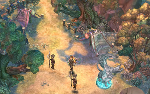 Tree of Savior(ツリーオブセイヴァー)のスクリーンショット1